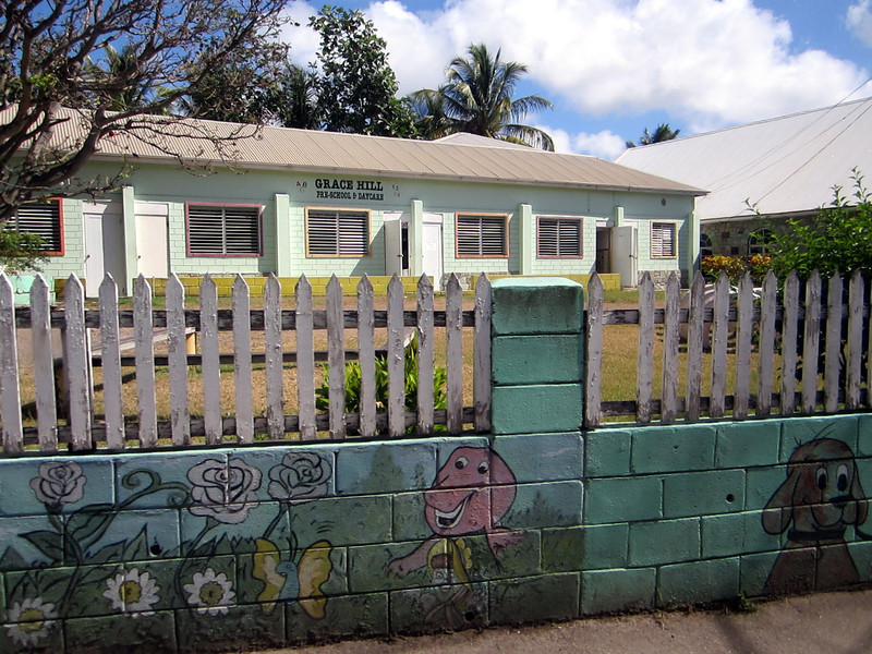 Pre-school/daycare in Antigua.