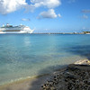Beautiful blues in many shades.  St. Croix.