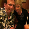 Celebrating Patti Hazell's (Heidi's coworker) 50th birthday with Strawberry Margarita's.  (Without Patti .)