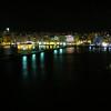 Room for more ships at the docks in San Juan, PR.