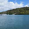 Nelson's Dockyard in English Harbor, Antigua.