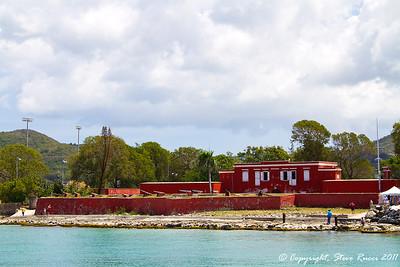 Fort Frederik - St. Croix, Virgin Islands