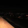 Nighttime in San Juan, PR.  We left port at 8:30pm.