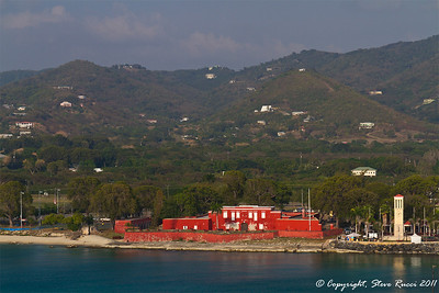 Fort Frederik - St. Croix, Virgin Islands