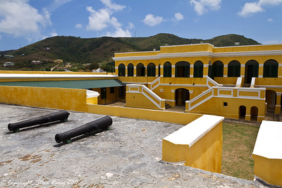 Fort Christiansvaern - St. Croix, Virgin Islands
