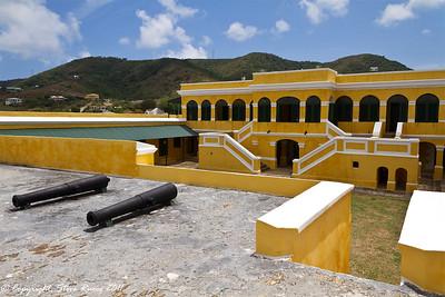 Fort Christiansvaern - St. Croix, Virgin Islands