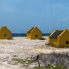 18th Century Slave Huts for Salt Workers