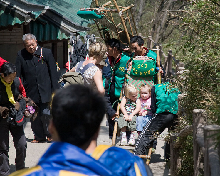 Day 7 Mt Emei