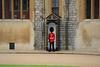 Royal Guard and his station.