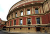North end of the Royal Albert Hall. This is near the back entrance of the fabled building.