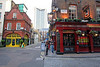 This is a hopping section of London a few blocks east of Hyde Park that many tourists never discover. It is filled with narrow streets, ethnic restaurants and streetside dining.