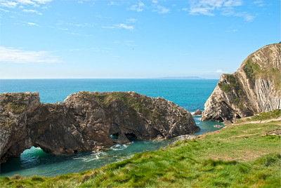 Stair Hole and Lulworth Crumple