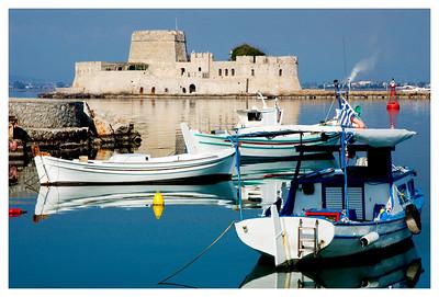Bourtz Fort- Nafplio, Greece