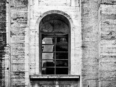 Window- Vatican City
