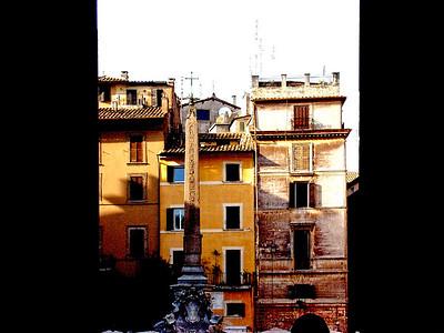 Egyptian Obelisk- Rome, Italy
