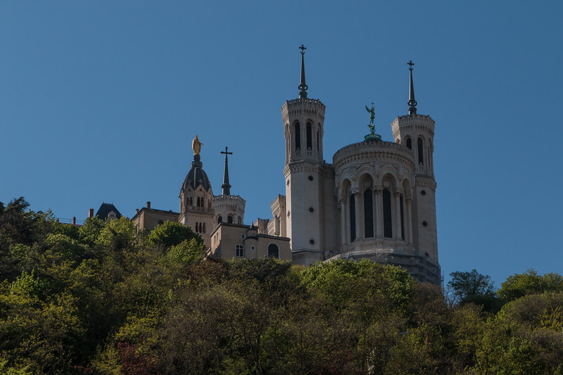The Basilica - an interesting story on its own.