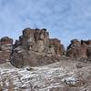 Balancing rock, Idaho