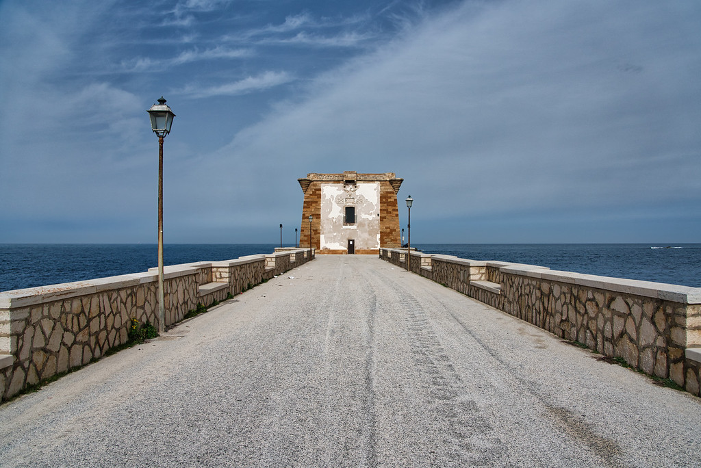 Trapani Pier