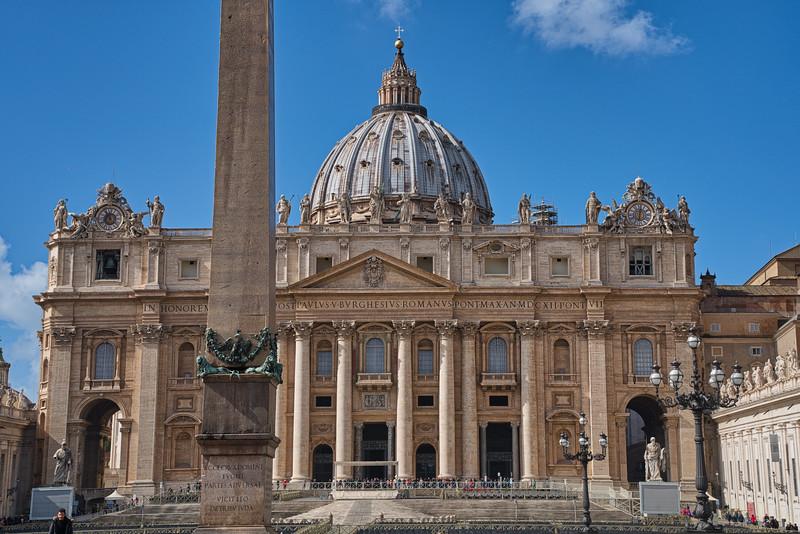St. Peter's Bascilica