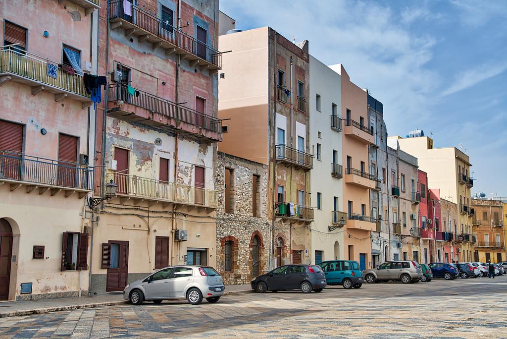 Sicilian (Trapani) Apartments