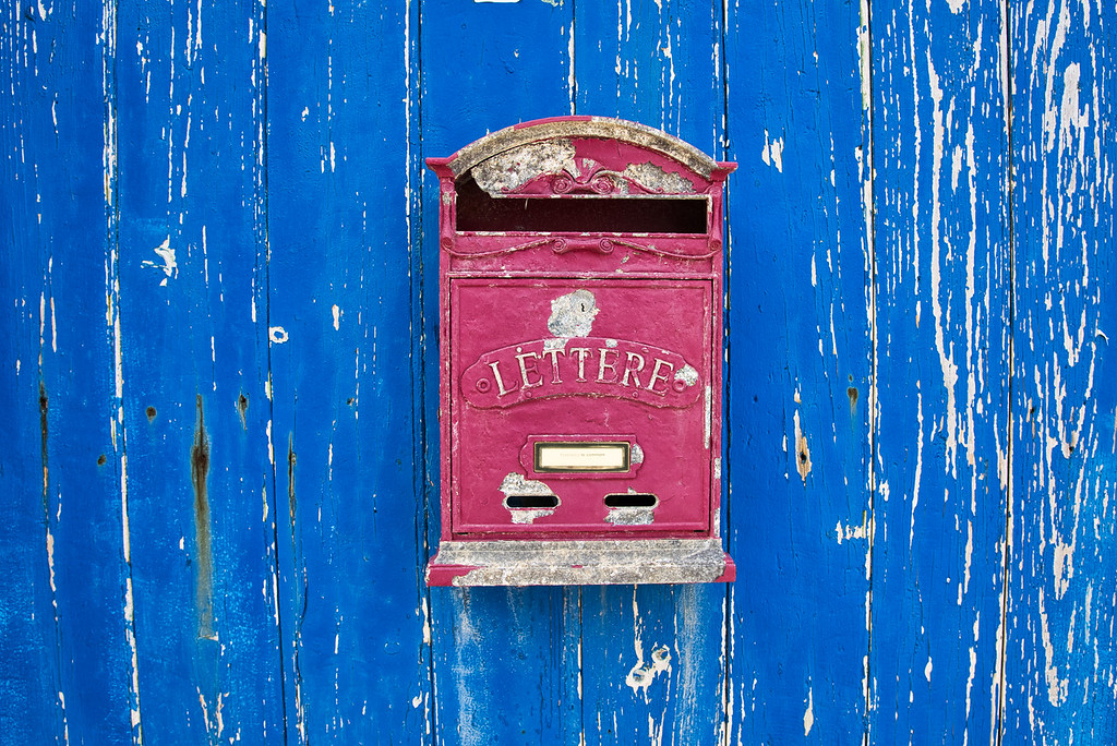 Trapani Letter Box