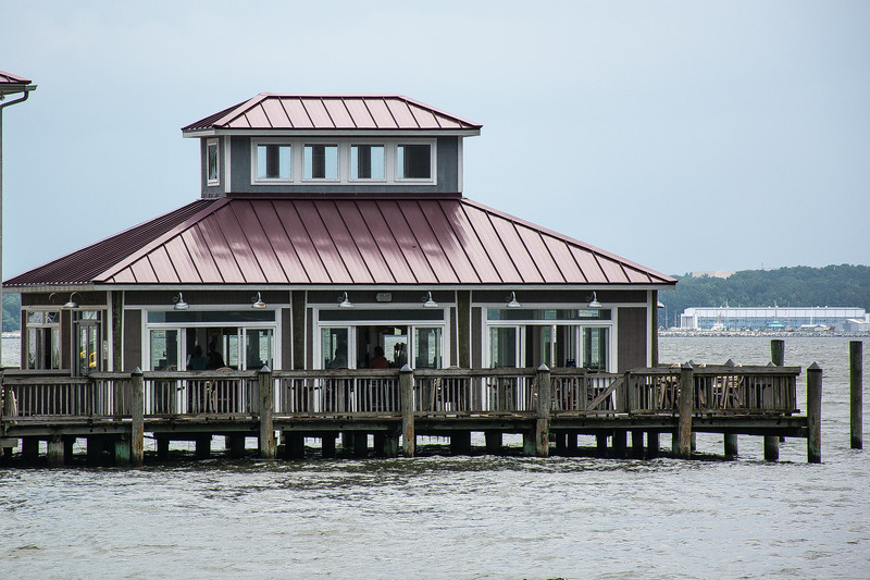 Solomons Pier