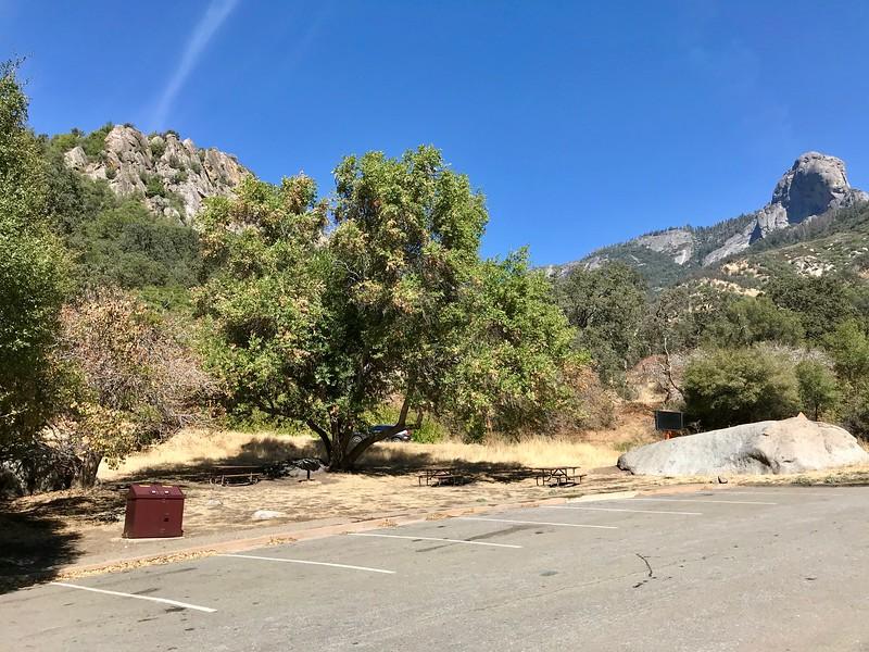 Hospital Rock Picnic Area