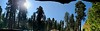 Panorama from the Happy Family to the Twin Sisters