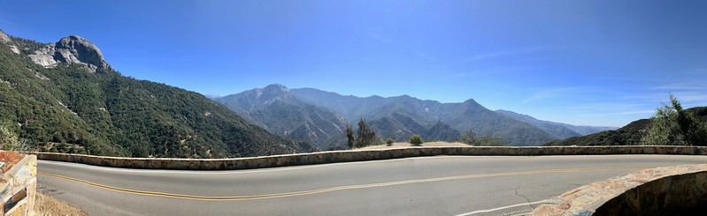 Panorama from Amphitheater Point