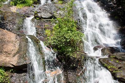 Amicalola Falls, GA en route to Blue Ridge