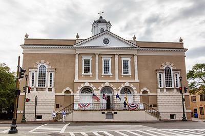 Old Exchange, Charleston
