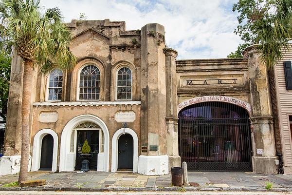 Old Slave Mart, Charleston