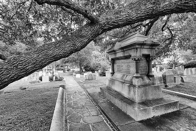 Calhoun grave, Charleston
