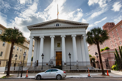 Hibernian Hall, Charleston