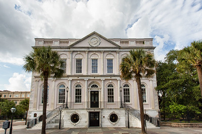 City Hall, Charleston
