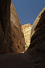 Narrows in Grand Wash--Capitol Reef