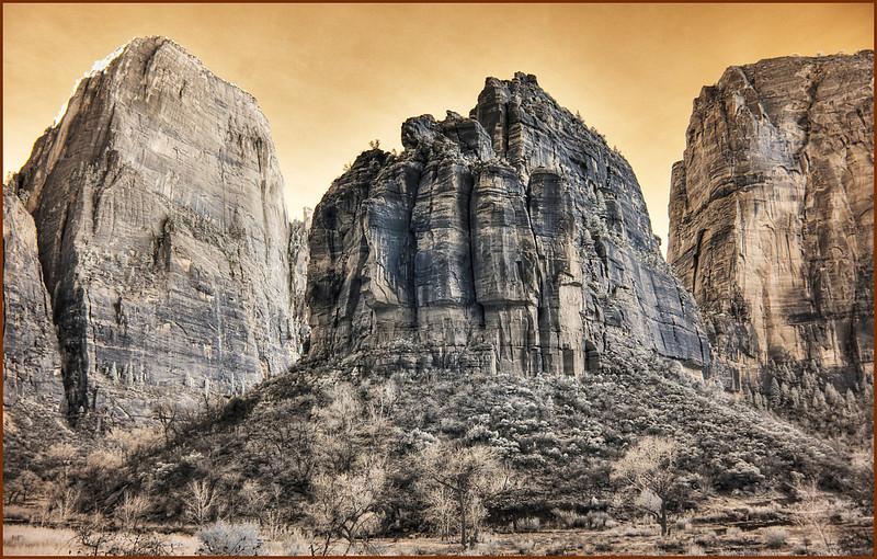 Big Bend Lookout, Zion National Park