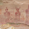 Native art, Thomson Canyon, Utah.