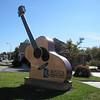 Big guitar at the Bristol C of C