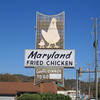 Defunct Maryland chicken restaurant in Bristol, TN.