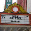 Dang, we had to miss the Miss Bristol pageant at the Paramount Theater
