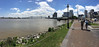 Mississippi River Runs Deep and Wide