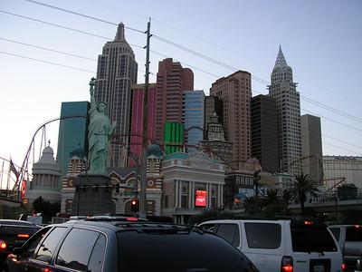 Day 1 - 09-19-07 - Vegas