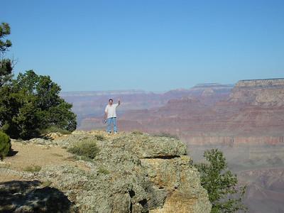 Day 7 - 09-25-07 - Grand Canyon South Rim & Vegas
