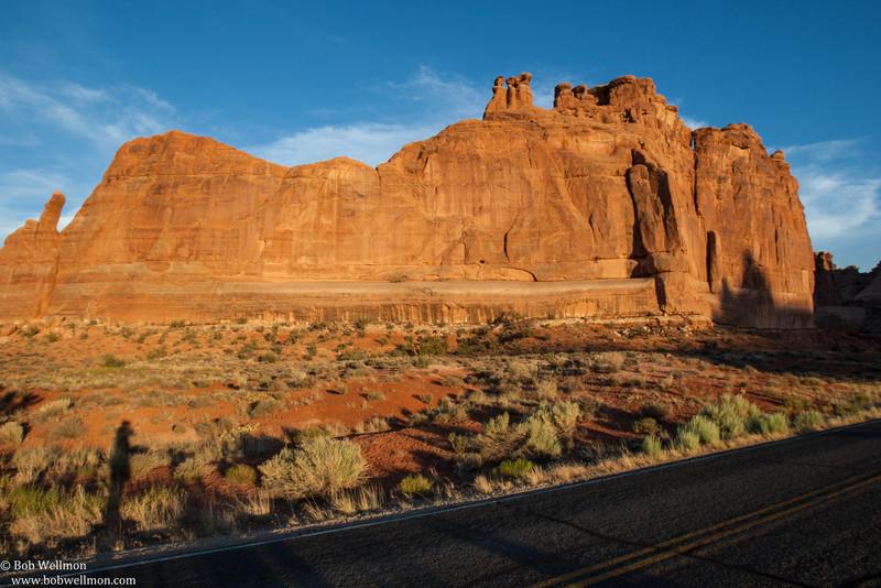 Arches National Park, near Moab, UT.