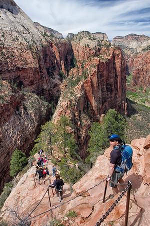 Hike to Angel's Landing