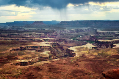 Green River Overlook, Canyonlands Ntl Park
