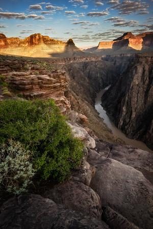 Sunrise, Plateau Point, Grand Canyon