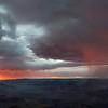 Moran Point sunset