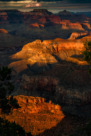 Yaki Point Sunset